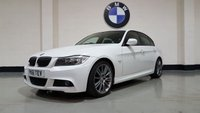 USED 2011 61 BMW 3 SERIES 2.0 318I SPORT PLUS EDITION 4d 141 BHP 1 Prev Owner/ Heated Leather/Bluetooth/Privacy Glass