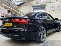 USED 2016 66 AUDI A8 3.0 TDI Black Edition Tiptronic quattro 4dr 70K NEW BLACK EDITION MASSAGE
