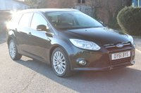 2011 FORD FOCUS 1.6 TITANIUM X TDCI 5d 113 BHP £5995.00
