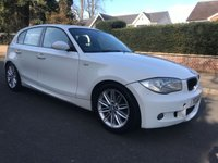 2006 BMW 1 SERIES 2.0 120D M SPORT 5d 161 BHP £3995.00