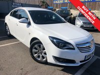 USED 2015 15 VAUXHALL INSIGNIA 2.0 SRI CDTI ECOFLEX S/S 5d 138 BHP FULL MAIN DEALER SERVICE HISTORY + 1 PREVIOUS OWNER