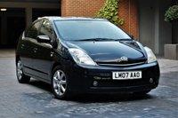 2007 TOYOTA PRIUS 1.5 T4 VVT-I 5d AUTO 77 BHP £4450.00