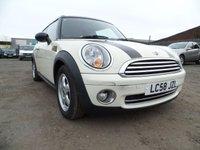 2008 MINI CLUBMAN 1.6 COOPER 5d 118 BHP £2495.00