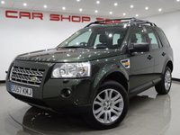 2008 LAND ROVER FREELANDER 2 2.2 TD4 (159 bhp) HSE 4WD.. HIGH SPEC..PANORAMIC SUNROOF £5490.00