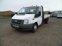 2011 FORD TRANSIT 2.4 350 DRW 1d 115 BHP £4995.00