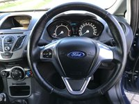 USED 2014 14 FORD FIESTA 1.6 ECONETIC TDCI 1d 94 BHP