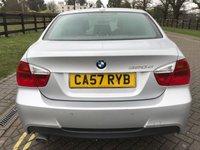 USED 2008 57 BMW 3 SERIES 2.0 320D M SPORT 4d AUTO 174 BHP