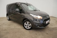 2016 FORD TRANSIT CONNECT 1.6 240 LIMITED P/V 115 BHP (LWB AIR CON DAB HEATED SEATS) £12490.00