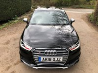 USED 2018 18 AUDI A1 2.0 S1 COMPETITION QUATTRO SPORTBACK 5d 228 BHP