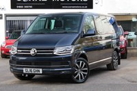 2016 VOLKSWAGEN CARAVELLE EXECUTIVE 2.0 TDI 150ps 7 Speed DSG 4Motion 4WD 7 Seat MPV £33990.00