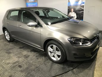 2015 VOLKSWAGEN GOLF 1.6 MATCH TDI BLUEMOTION TECHNOLOGY 5d 109 BHP £9476.00