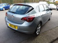 USED 2012 12 VAUXHALL ASTRA 2.0 SRI CDTI S/S 5d 163 BHP FINANCE AND PART EXCHANGE WELCOME. 3 MONTHS WARRANTY. ALL CARS HAVE A YEAR MOT AND A FRESH SERVICE.
