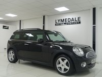 2010 MINI CLUBMAN 1.4 ONE 5d 94 BHP £5590.00