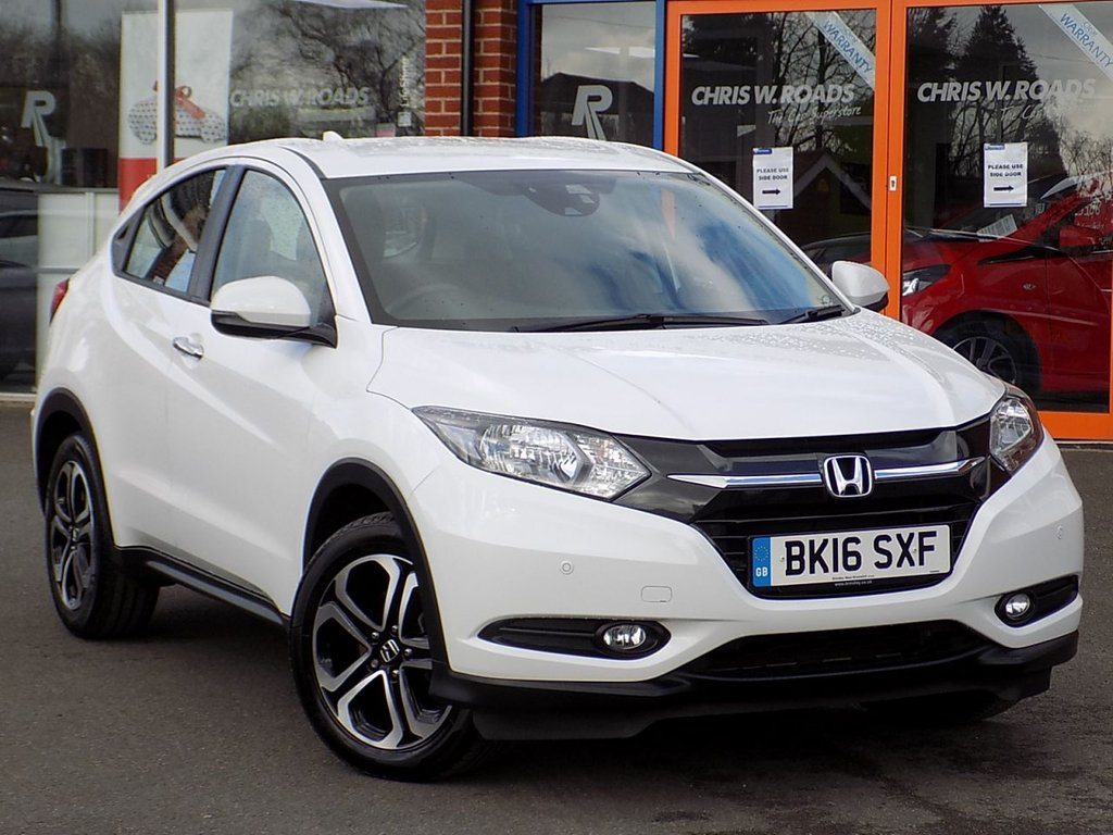 USED 2016 16 HONDA HR-V 1.5 i-VTEC SE CVT 5dr ** Bluetooth + Cruise + AC **