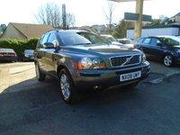 USED 2008 08 VOLVO XC90 2.4 D5 SE 5d AUTO 183 BHP