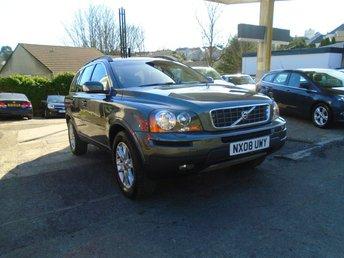2008 VOLVO XC90 2.4 D5 SE 5d AUTO 183 BHP £4495.00