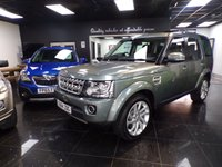 2014 LAND ROVER DISCOVERY 3.0 SDV6 HSE 5d AUTO 255 BHP £25999.00