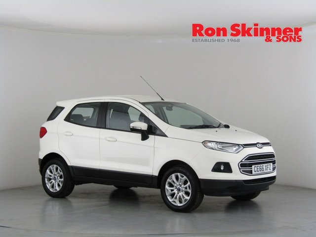 View our 2016 66 FORD ECOSPORT 1.5 ZETEC 5d 110 BHP