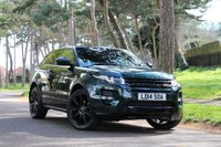 USED 2014 14 LAND ROVER RANGE ROVER EVOQUE 2.2 SD4 DYNAMIC 3d AUTO 190 BHP