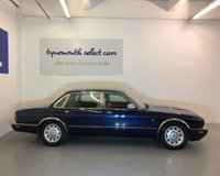 USED 1998 R DAIMLER XJ V8 Beautiful Daimler in Westminster blue with grey leather trim,Walnut wood,electric seats,plush trim,in stunning condition for being 21 years old -so much class , style and comfort on offer-these are on the up -future investment
