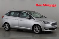 USED 2017 17 FORD GRAND C-MAX 2.0 TITANIUM X TDCI 5d 148 BHP