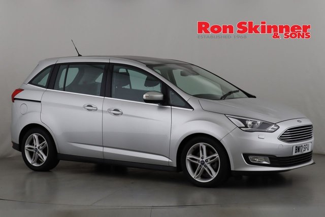 View our 2017 17 FORD GRAND C-MAX 2.0 TITANIUM X TDCI 5d 148 BHP