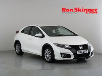 2016 HONDA CIVIC}