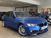 USED 2014 64 BMW 3 SERIES 3.0 335D XDRIVE M SPORT 4d AUTO 309 BHP M PERFROMANCE STYLING+SAT NAV