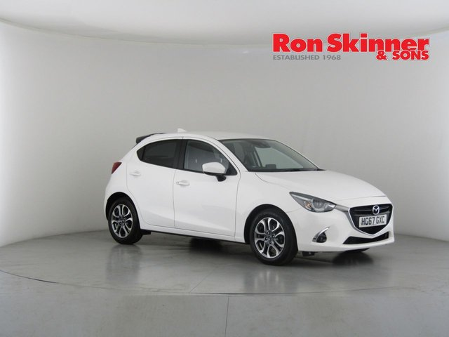 View our 2017 67 MAZDA 2 1.5 GT 5d 89 BHP