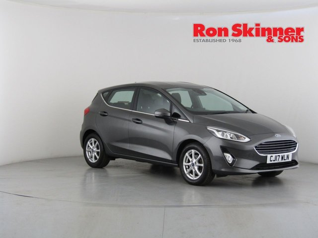 View our 2017 17 FORD FIESTA 1.1 ZETEC 5d 85 BHP
