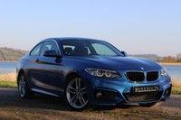 2014 BMW 2 SERIES 2.0 218D M SPORT 2d 141 BHP £12590.00