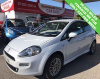 USED 2012 61 FIAT PUNTO 1.4 GBT 3d 77 BHP *ONLY 39,000 MILES*