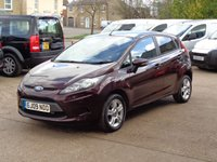 USED 2009 09 FORD FIESTA 1.4 STYLE PLUS TDCI 5d 68 BHP just had full service inc cambelt and water pump