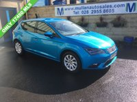 USED 2016 65 SEAT LEON 1.6 TDI SE TECHNOLOGY 5d 110 BHP