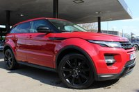 USED 2014 64 LAND ROVER RANGE ROVER EVOQUE 2.2 SD4 DYNAMIC 5d AUTO 190 BHP