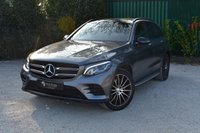 USED 2016 66 MERCEDES-BENZ GLC-CLASS 2.1 GLC 250 D 4MATIC AMG LINE PREMIUM 5d AUTO 201 BHP VAT QUALIFYING  20 INCH WHEELS