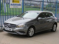 USED 2013 63 MERCEDES-BENZ A-CLASS 1.5 A180 CDI BLUEEFFICIENCY SE 5d Sat nav prep 1/2 Leather Heated seats Finance arranged Part exchange available Open 7 days
