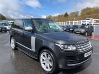 USED 2016 65 LAND ROVER RANGE ROVER 4.4 SDV8 VOGUE 5d 339 BHP Only 24,000 miles with history, very high spec 2016 MY