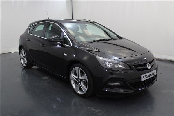 2016 65 VAUXHALL ASTRA 1.4 LIMITED EDITION 5d 140 BHP
