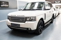 2010 LAND ROVER RANGE ROVER 3.6 TDV8 AUTOBIOGRAPHY 5d AUTO 271 BHP-1 PREVIOUS OWNER & MASSIVE LR SERVICE HISTORY.. £11991.00