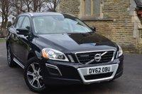 USED 2012 62 VOLVO XC60 2.4 D4 SE LUX NAV AWD 5d AUTO 161 BHP