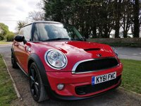 USED 2011 61 MINI HATCH COOPER 2.0 COOPER SD 3d 141 BHP [SOUTHWICK SITE]