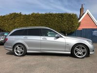 USED 2010 60 MERCEDES-BENZ C-CLASS 2.1 C220 CDI BLUEEFFICIENCY SPORT 5d AUTOMATIC ESTATE 170 BHP NO DEPOSIT  FINANCE ARRANGED, APPLY HERE NOW