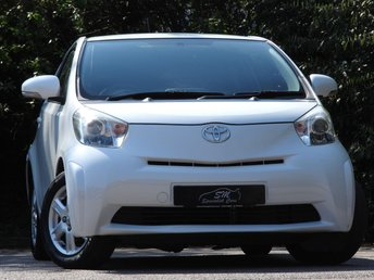 2010 TOYOTA IQ 1.0 VVT-I IQ 3d AUTO 68 BHP £4190.00