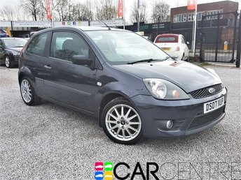 View our 2007 07 FORD FIESTA 1.6 ZETEC S 16V 3d 100 BHP