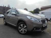 USED 2015 64 PEUGEOT 2008 1.6 E-HDI ALLURE 5d 92 BHP ****DAB RADIO - BLUETOOTH****