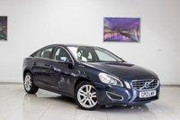 2013 VOLVO S60 2.0 D3 SE LUX NAV 4d 136 BHP £7991.00