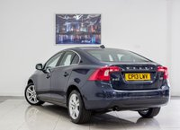 USED 2013 13 VOLVO S60 2.0 D3 SE LUX NAV 4d 136 BHP MARCH 2020 MOT & Just Been Serviced! While in Preparation All our Cars are Serviced with a New MOT and Undergo a RAC Warranty Periodic Maintenance Inspection Check to Ensure They are Ready Before Handover