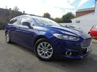 USED 2015 65 FORD MONDEO 2.0 TITANIUM ECONETIC TDCI 5d 148 BHP £20 YEARLY TAX FULL SERVICE HISTORY