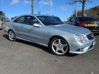 2008 MERCEDES-BENZ CLK 3.0 CLK320 CDI SPORT 2d  AUTO 222 BHP £4995.00